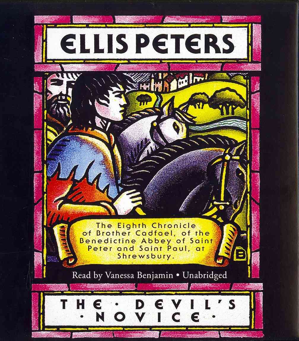 [CD] The Devil's Novice By Peters, Ellis/ Benjamin, Vanessa (NRT)