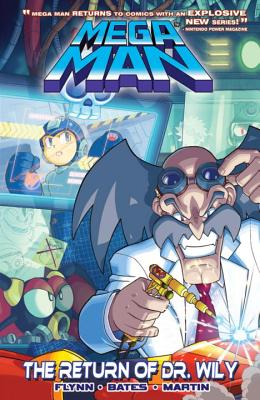 Mega Man 3 By Flynn, Ian/ Bates, Ben (ILT)